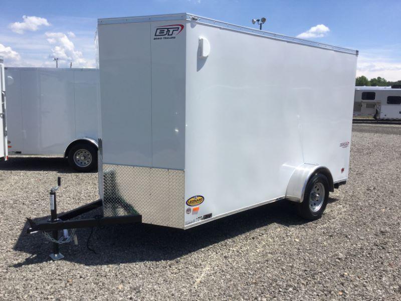 2018 Bravo Trailers SC612SA-1 Enclosed Cargo Trailer