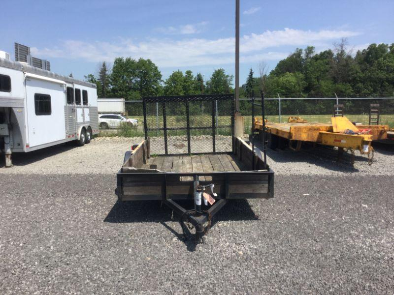 2000 Other 6.5X10 Utility Trailer