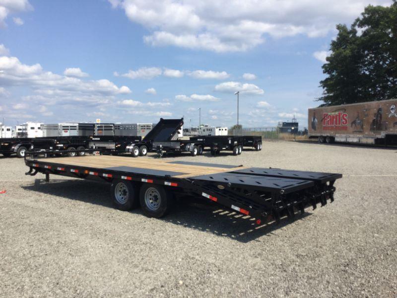 2017 Norstar IBPH102X26TA5 Equipment Trailer