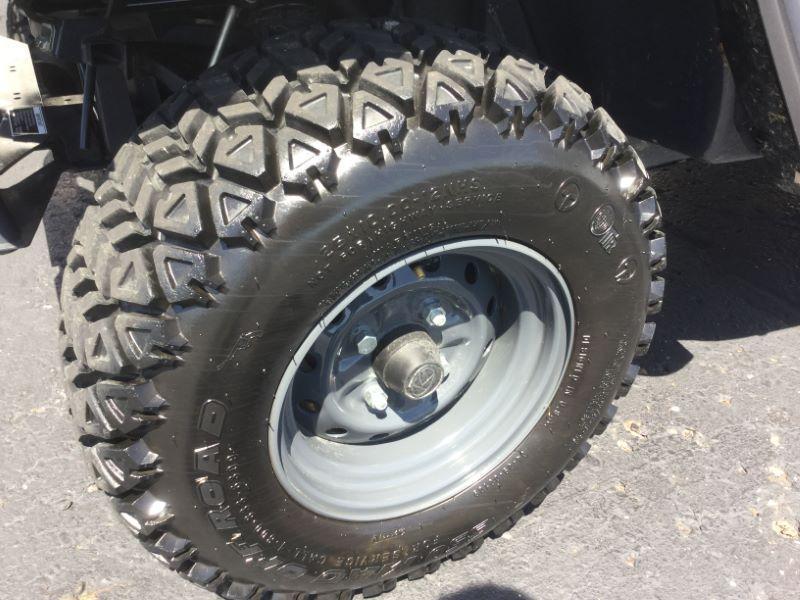 2014 Kubota RTVX1100C ATV Trailer