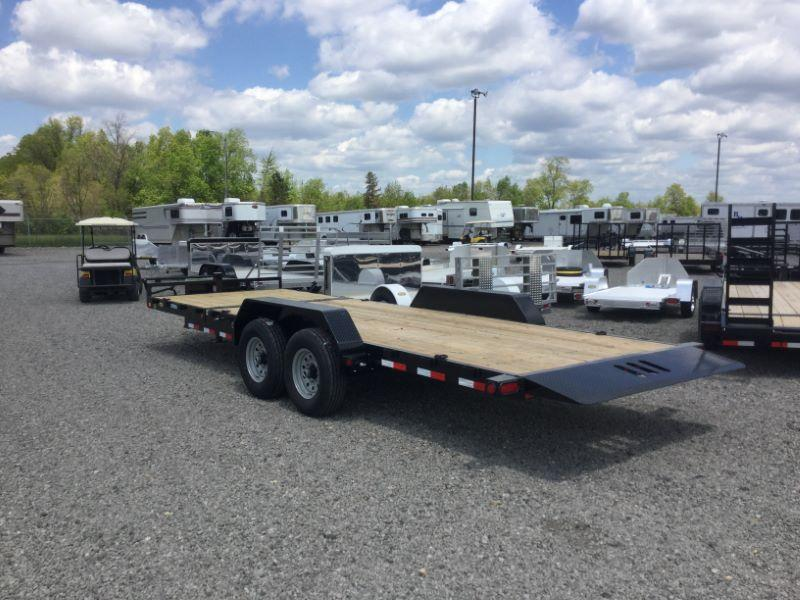 2017 Load Trail TD81X22TA14K Equipment Trailer