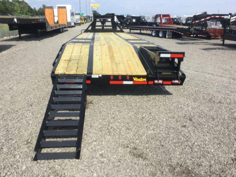 2017 Winston AG21030EL Equipment Trailer