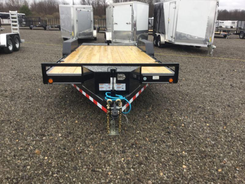 2016 Load Trail CH83X20TA52 Equipment Trailer