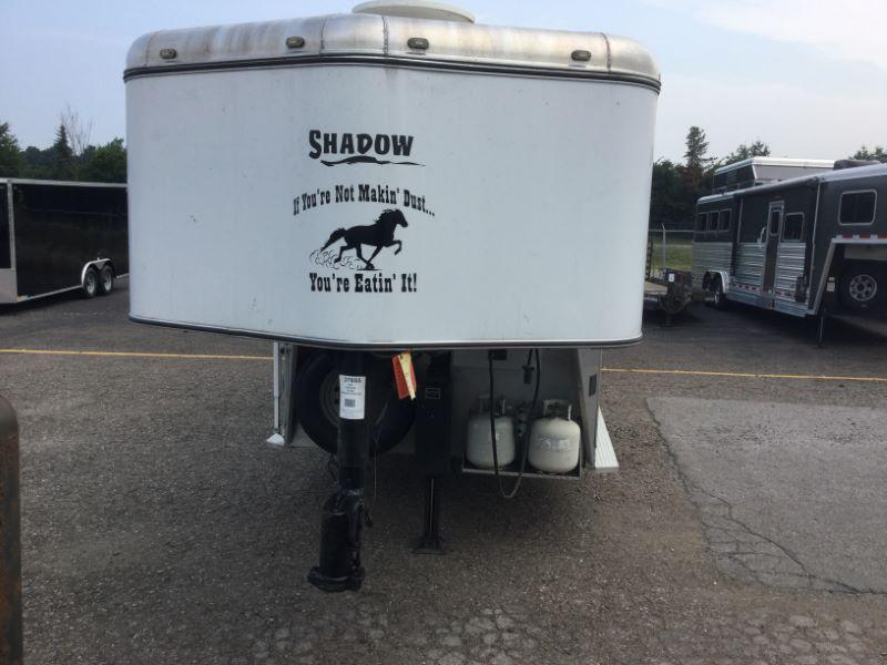 2007 Shadow Trailers 7313SS Horse Trailer
