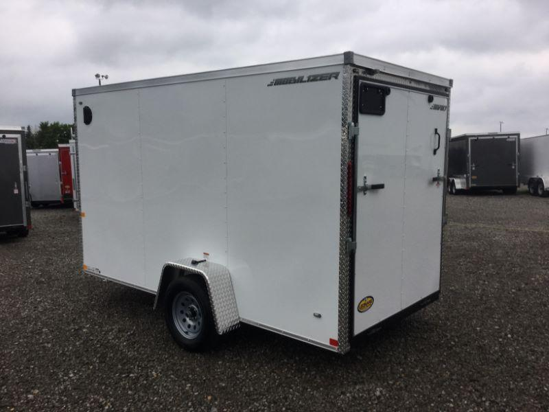 2017 Other 6X12SA-1 Enclosed Cargo Trailer