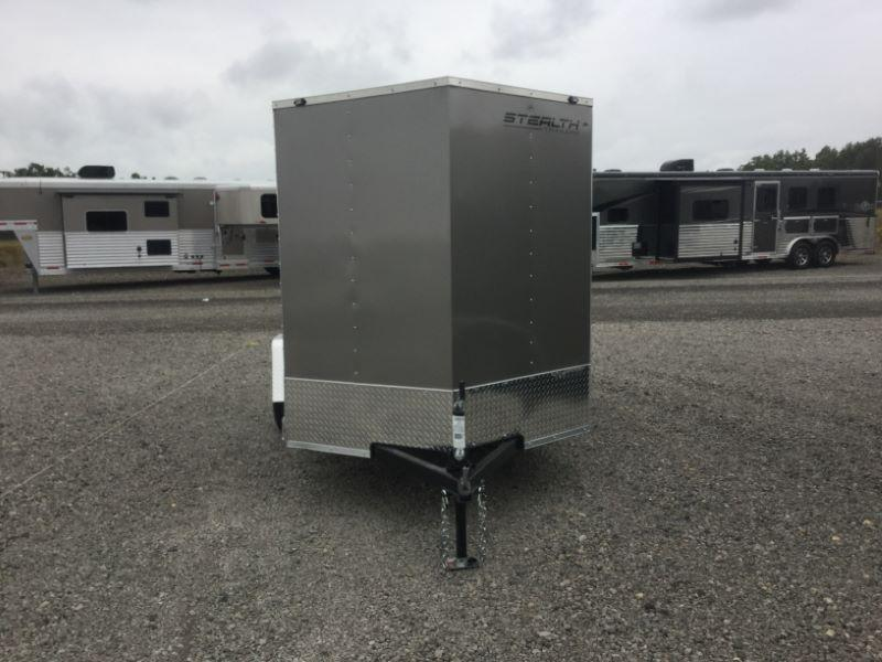 2018 Stealth Trailers STET610SASD-1 Enclosed Cargo Trailer