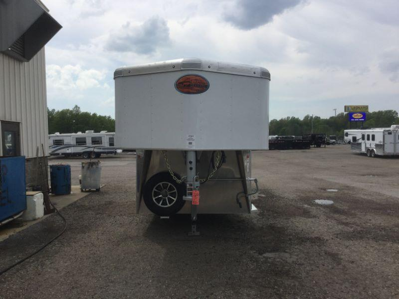 2018 Sundowner Trailers 6H SUPER SPORT GN Horse Trailer