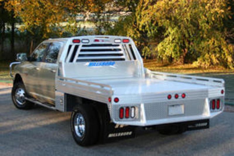 2018 Hillsboro 3000 Series Aluminum Truck Beds