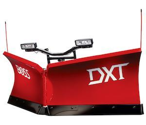 2019 DXT Boss Snow Plow