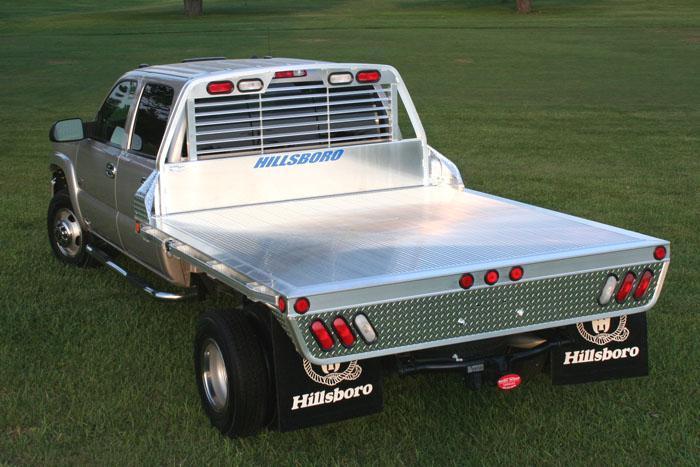 2018 Hillsboro Industries 2000 Truck Bed