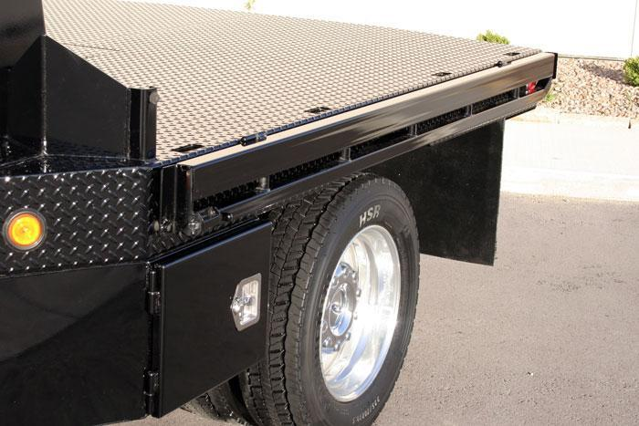 2018 Hillsboro Industries GII Truck Bed