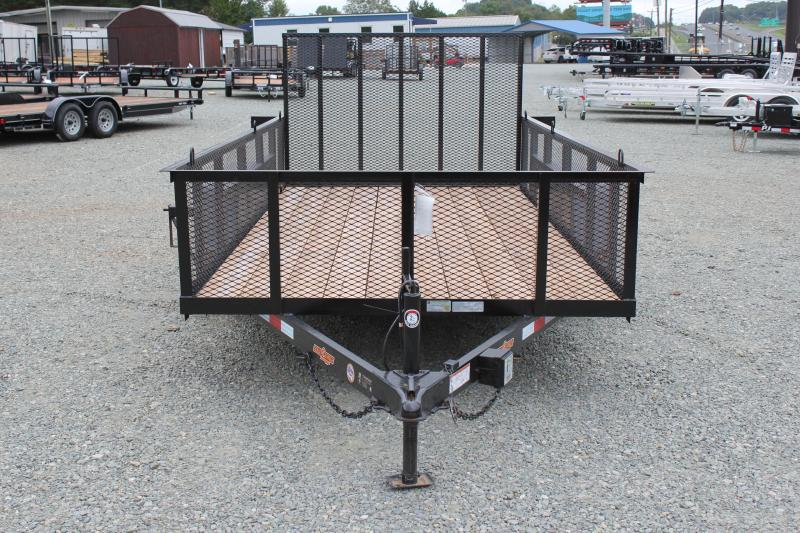 2018 Down 2 Earth 14ft 2ft Expanded Sides & Gate