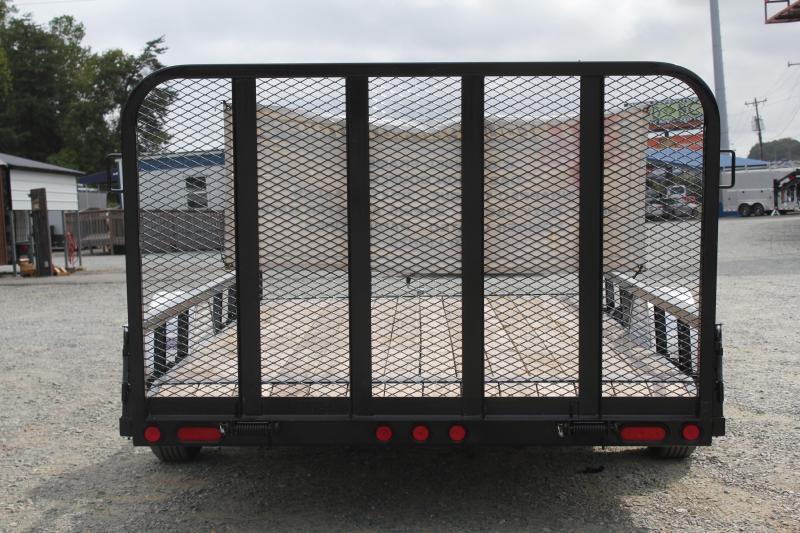 2020 PJ 7x14 U8 5K w/ Gate