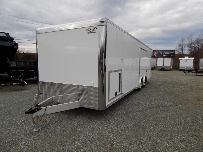 2019 Bravo ALUMINUM Silver Star 8.5X28 10K w/ Full Escape Door in Dillon, SC