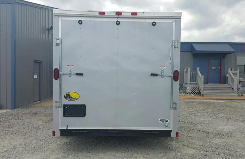 2019 Continental Cargo 7X14 w/Ramp Door
