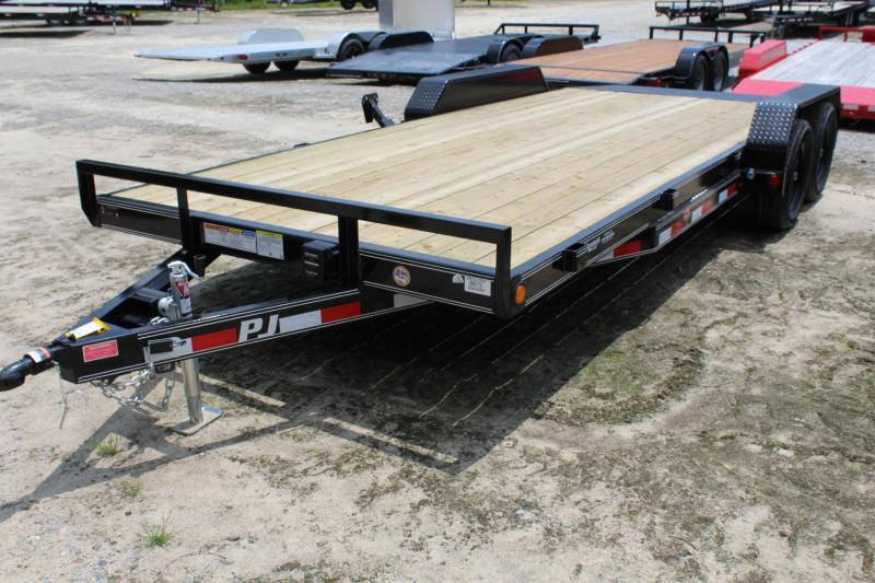 2019 PJ Trailers 20' C5 Car / Racing Trailer