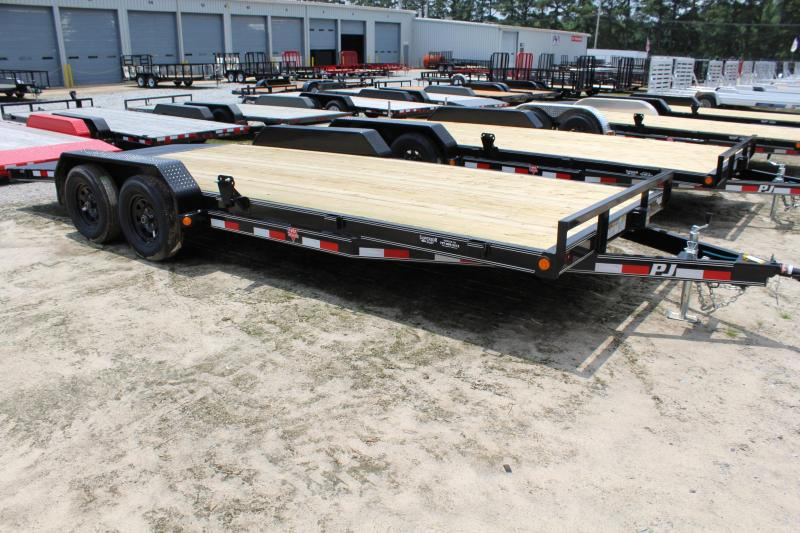 2019 PJ Trailers 20ft C5 Car / Racing Trailer