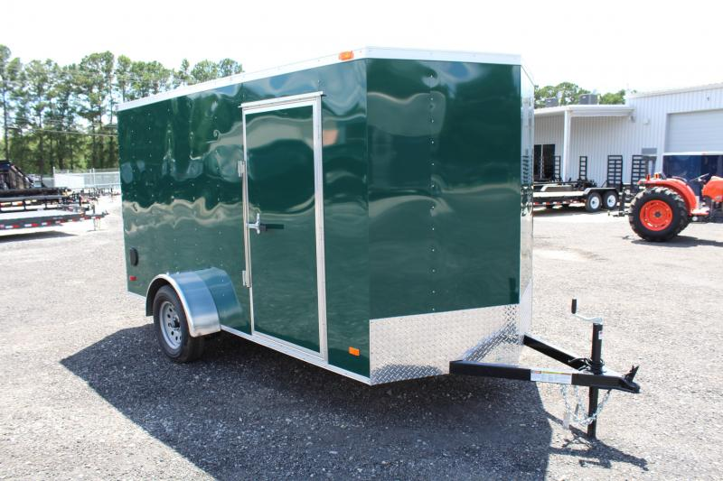 2020 Bravo Hero 6x12 w/ Ramp Door in Roper, NC