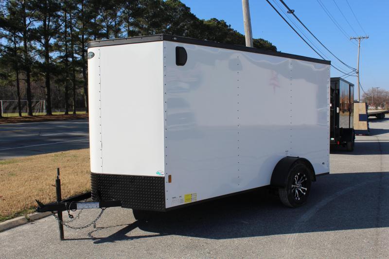 2019 Continental Cargo 6X12 w/Ramp Door  in Townsville, NC