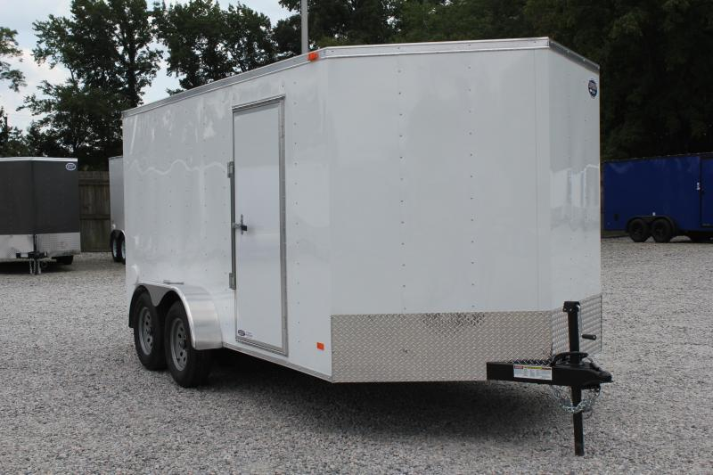 2019 Bravo Hero 7x14 w/ Ramp Door in Hollister, NC