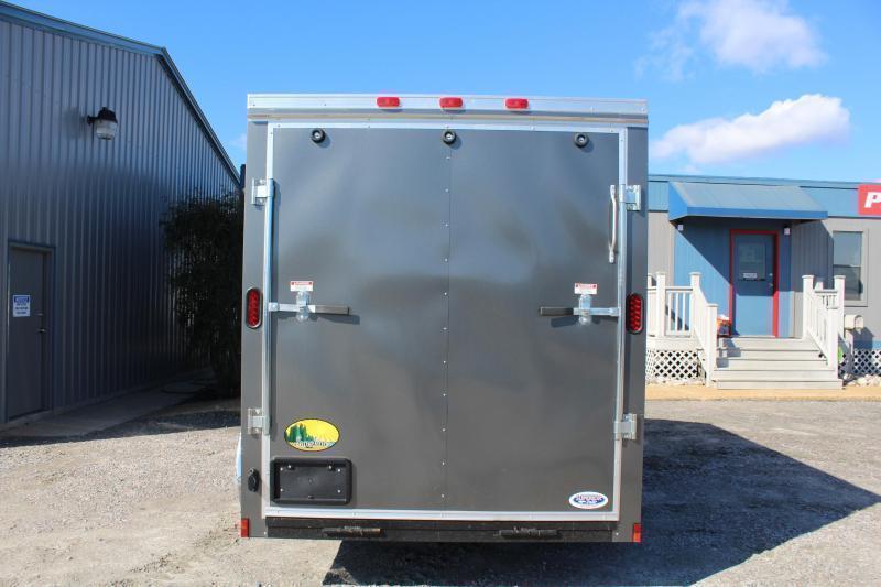 2019 Continental Cargo 6x12 w/ Ramp Door
