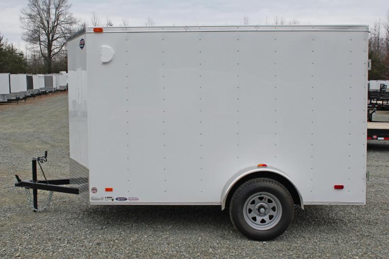 2019 Bravo Hero 6x10 w/ Double Rear Door