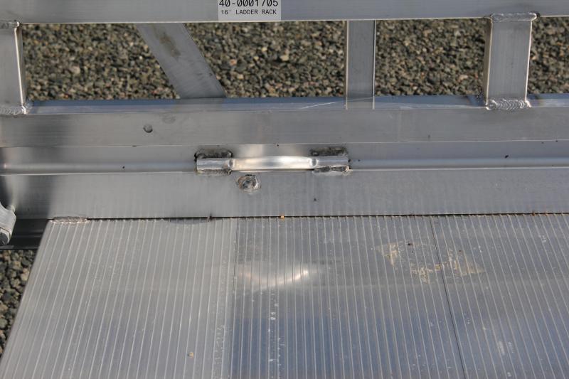2020 Aluma 7816 ES 7K w/ Rail Kit and Tailgate