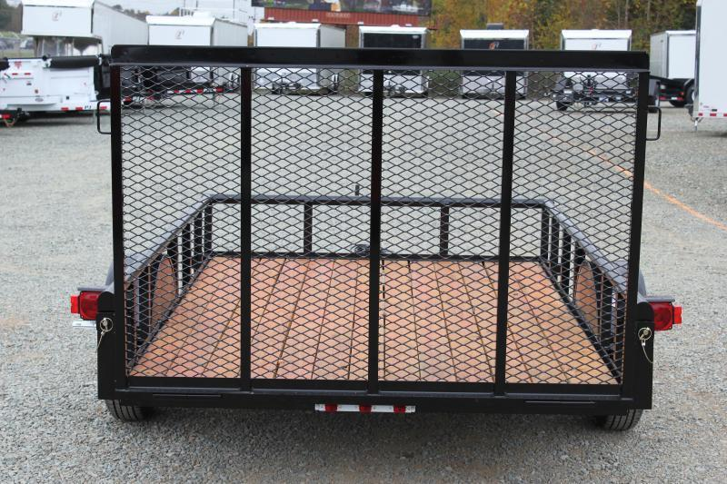 2019 Texas Bragg 6x10P w/ Gate