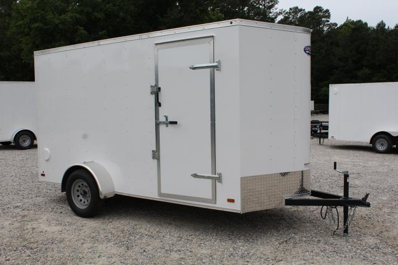 2019 Haulmark Passport 6x12 w/ Ramp Door in Morrisville, NC