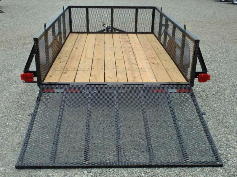 2018 Down 2 Earth 6X10 2ft Expanded Sides & Tailgate