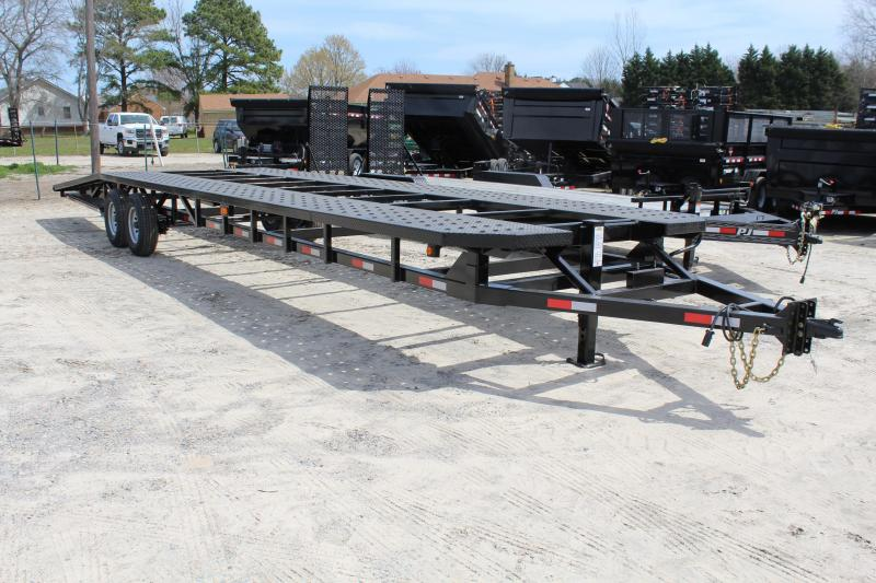 2018 Take 3 36ft 2 Car Hauler w/ Rollback Pkg.