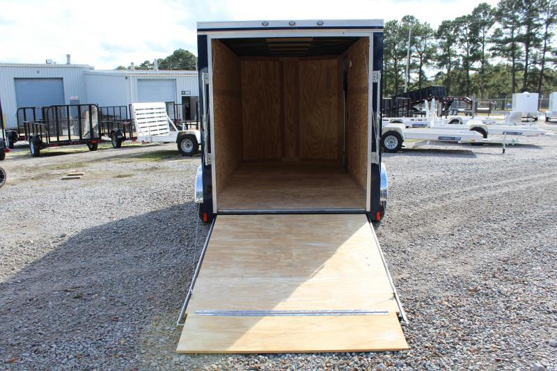 2019 Continental Cargo 6X12 w/Ramp Door
