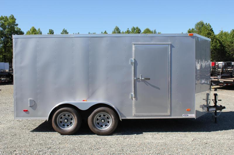 2020 Bravo Hero 7x14 w/ Ramp Door