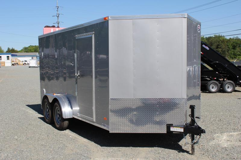2020 Bravo Hero 7x14 w/ Ramp Door in Ellerbe, NC
