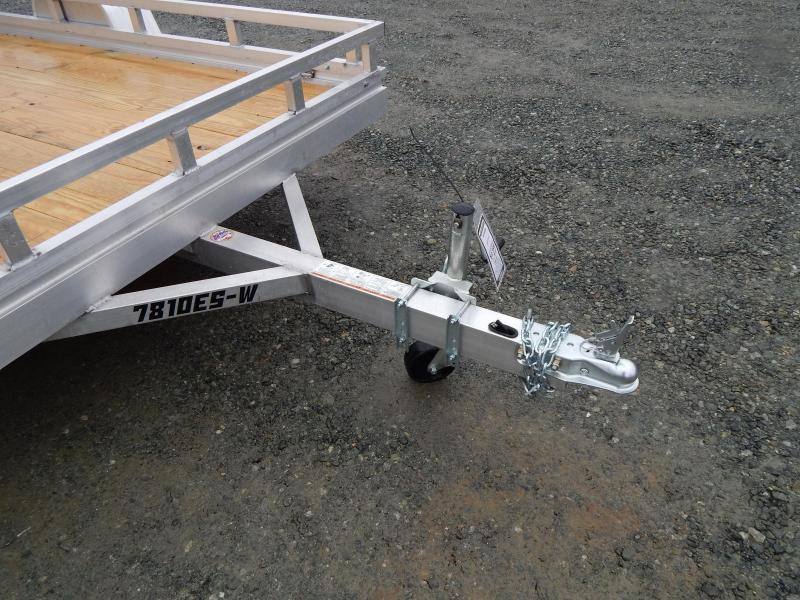 2020 Aluma 7810ESW w/ Rail Kit & Tailgate