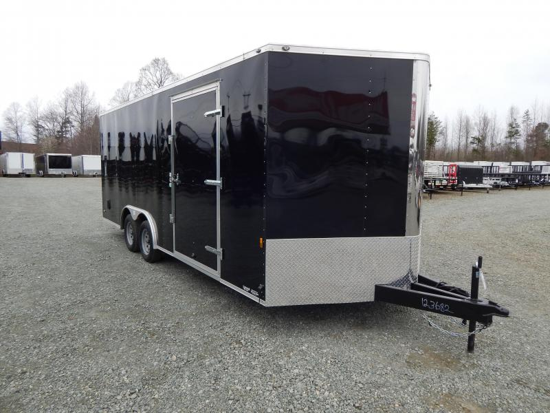 2019 Continental Cargo 8.5X20 7K w/ Ramp Door