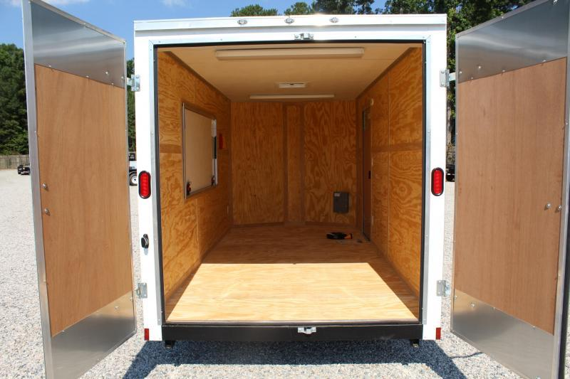 2019 Continental Cargo 7X14 Vending/Concession Trailer