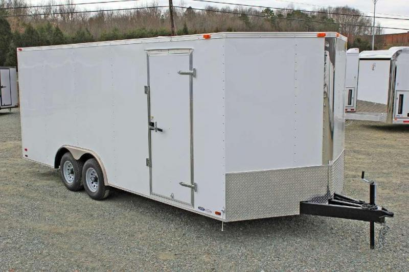 2019 Continental Cargo 8.5x20 10K Car / Racing Trailer