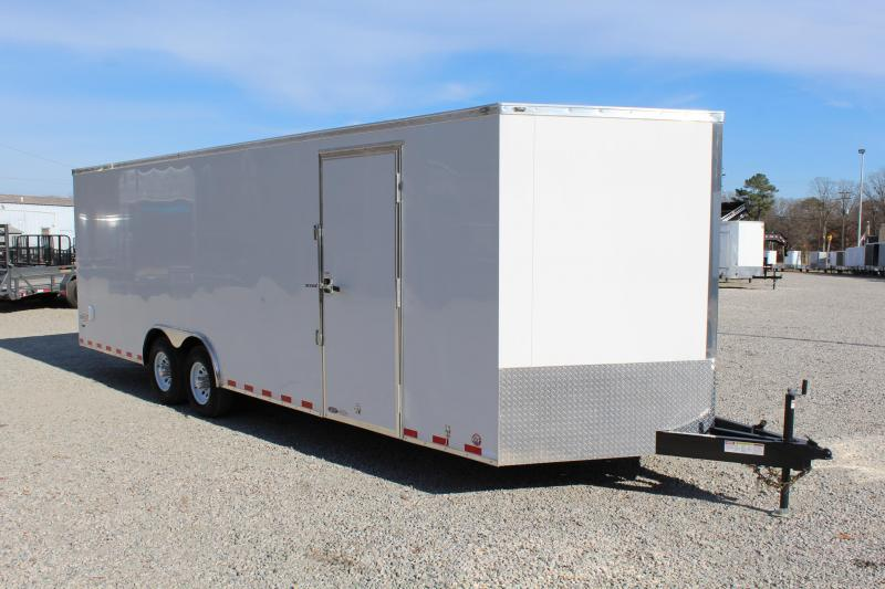 2018 Bravo Scout 8.5X24 10K w/ Ramp Door