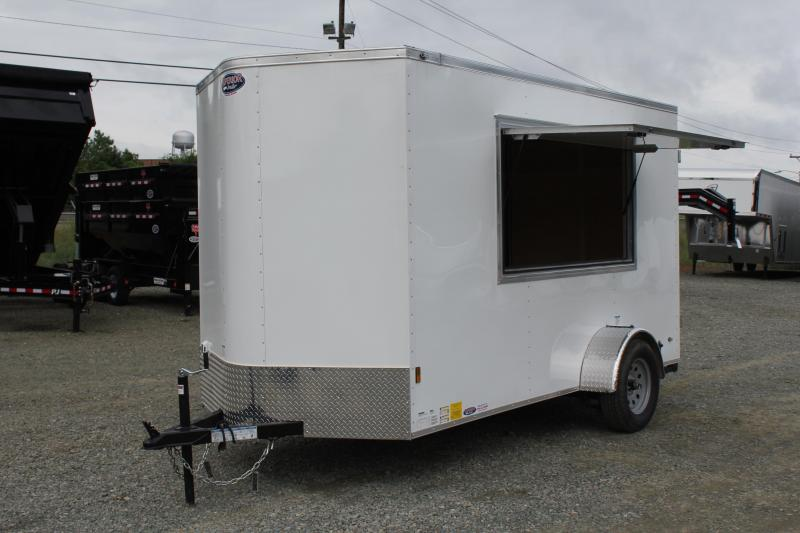 2019 Continental Cargo 6x12 Vending / Concession Trailer
