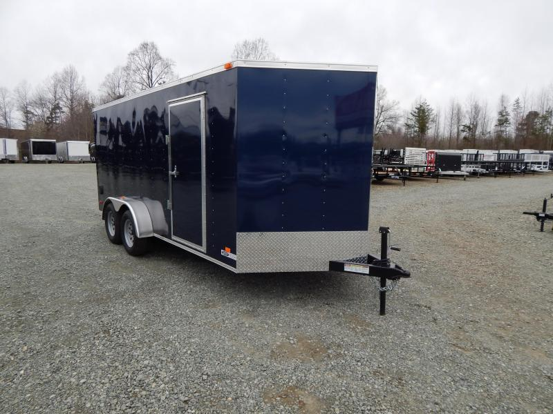 2019 Bravo Hero 7X16 w/ Ramp Door