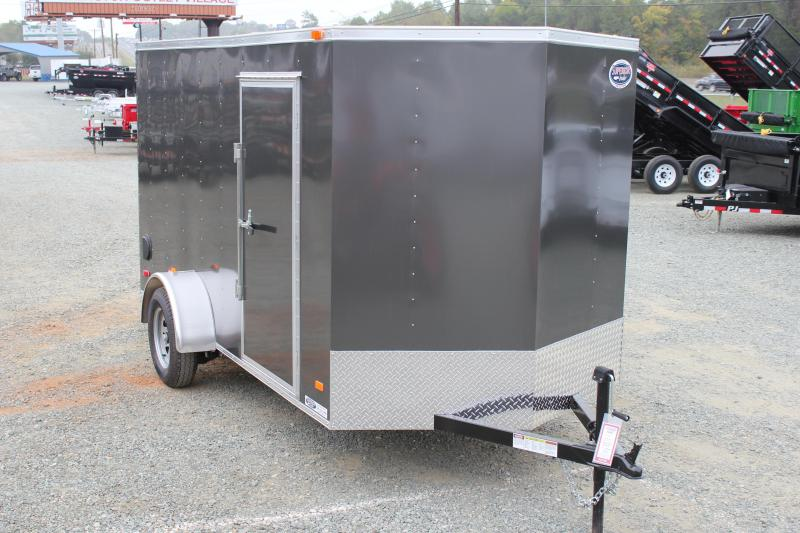 2018 Bravo Hero 6x12 w/ Ramp Door