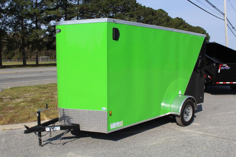 2020 Continental Cargo 6X12 w/ Ramp Door  in Trenton, NC