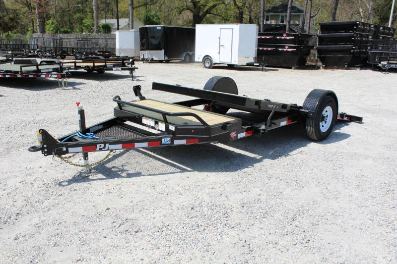 2020 PJ 16ft T1 7k Heavy Duty Tilt