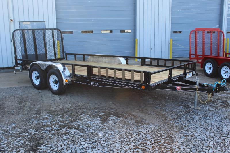 2019 PJ Trailers 18ft UL Utility Trailer