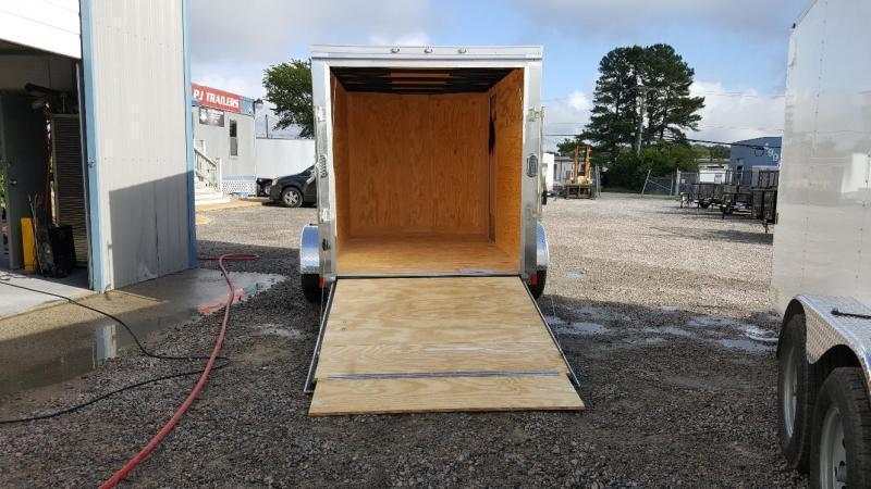 2020 Continental Cargo 6x10 Special w/ Ramp Door
