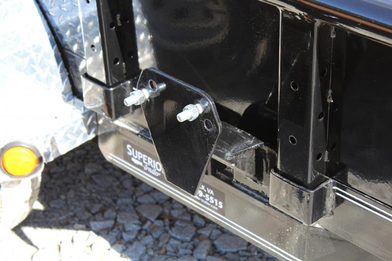 2020 PJ Trailers 6X12 U7 Utility Trailer