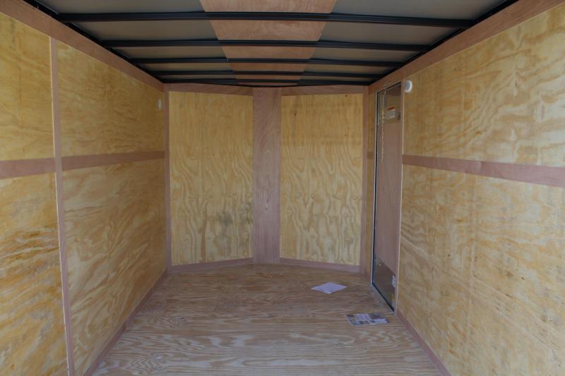 2020 Continental Cargo 7X12 7K w/Ramp