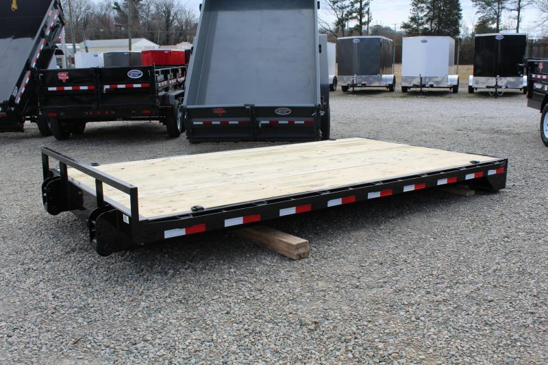2018 PJ Trailers Roll Off Deck