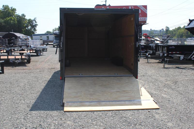 2020 Continental Cargo 8.5X24 10K w/ Ramp Door